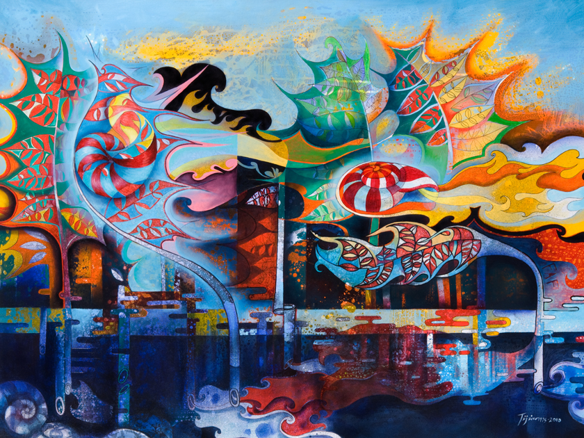 Yosvany Tejeiro joins the Cuban ArtProject