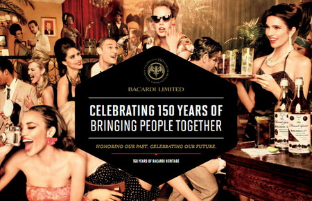 BACARDI CELEBRATES 150THANNIVERSARY IN 2012 WITHWORLDWIDE BIRTHDAY PARTIES ANDINNOVATIONS