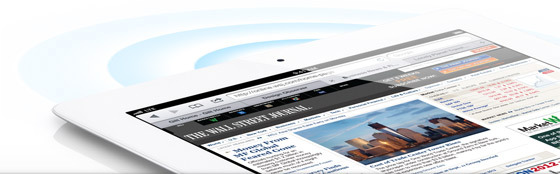 Apple – The new iPad – It's brilliant from the outsidein.