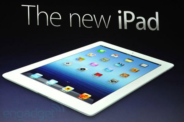 New iPad Tops ThreeMillion