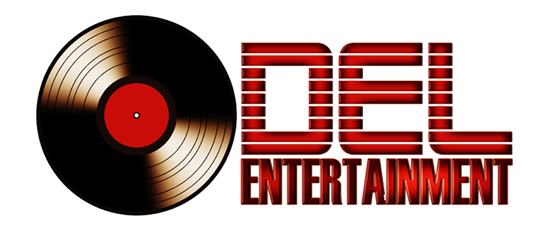Del Record Entertainment Logo