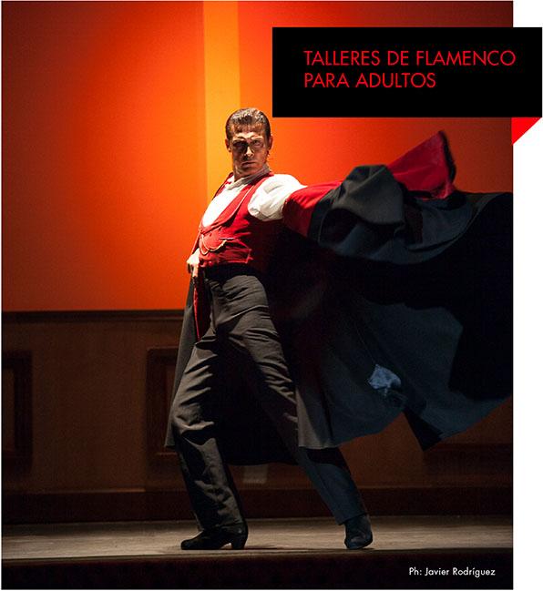 Centro Cultural Español Presenta Talleres deFlamenco.