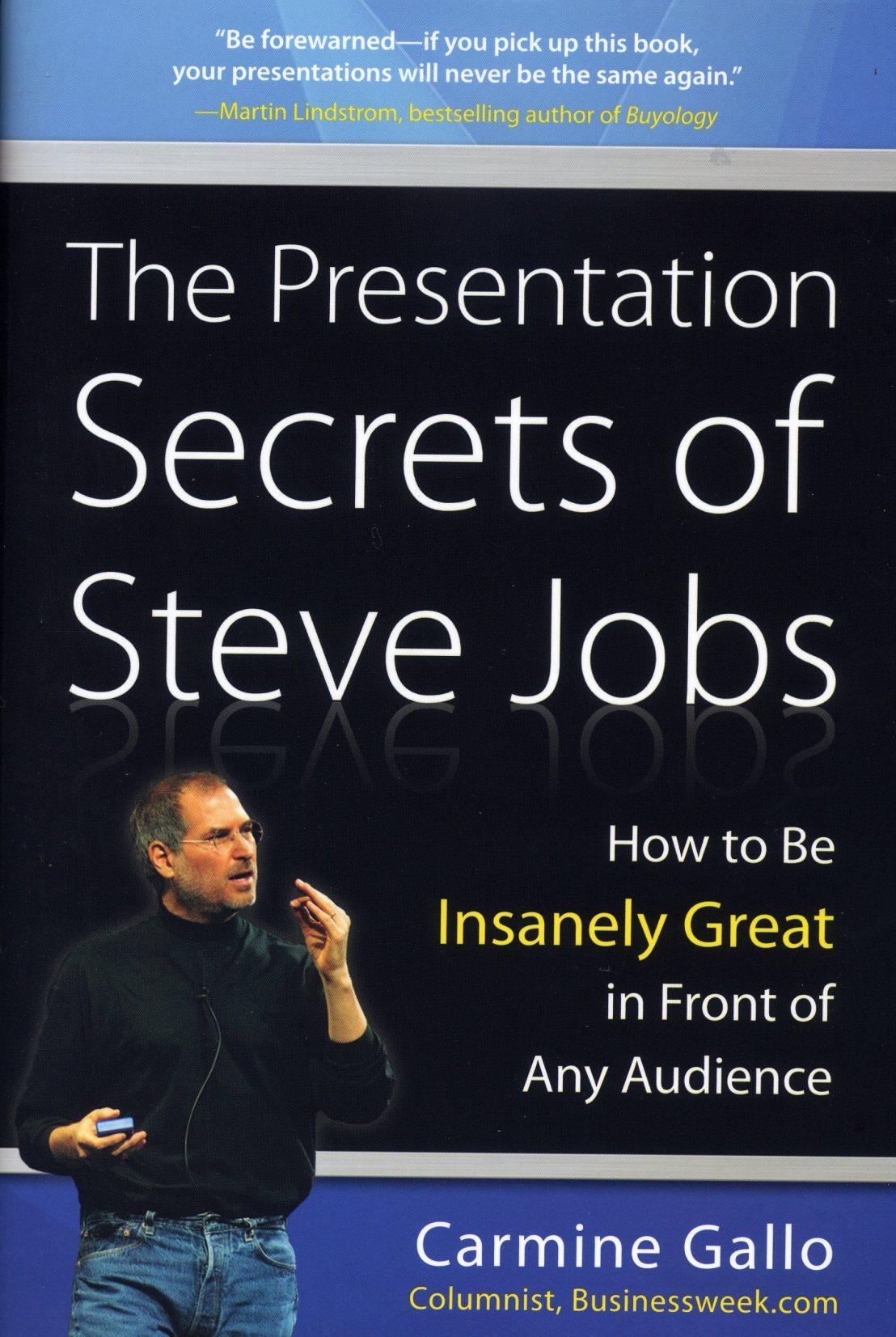 Ten Secrets that Made Steve Jobs' Presentations the World'sBest
