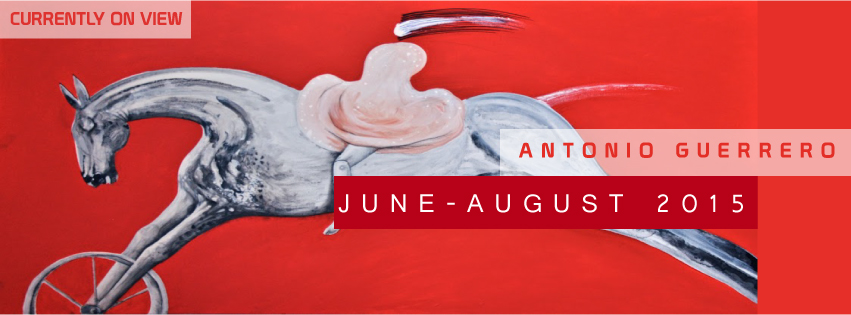 [solo show]  Antonio Guerrero Reveals his Newest Paintings During June's Wynwood  Art Walk