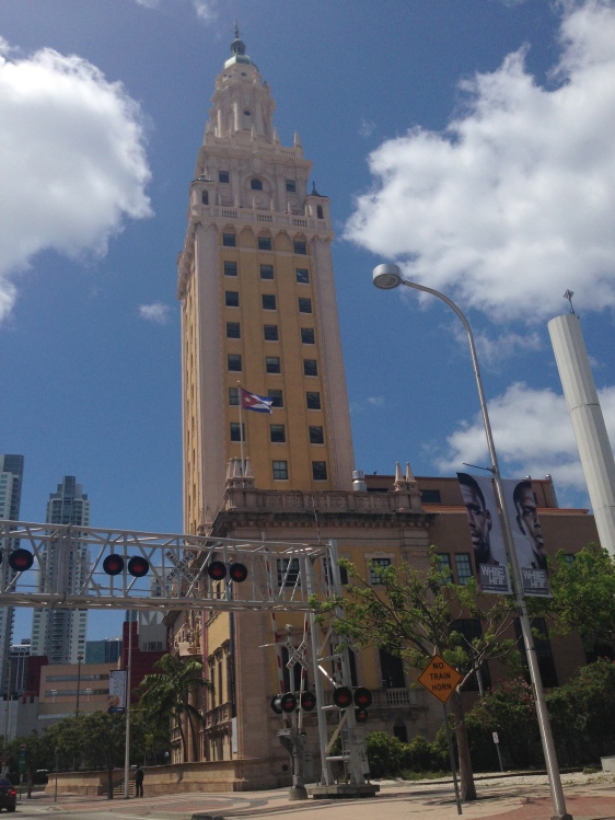 Downtown Miami, Freedom Tower Photo by Leticia del Monte